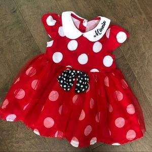 The Sweetest Minnie Mouse Dress